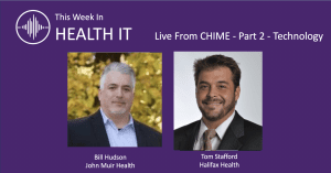CHIME Fall Forum 2018