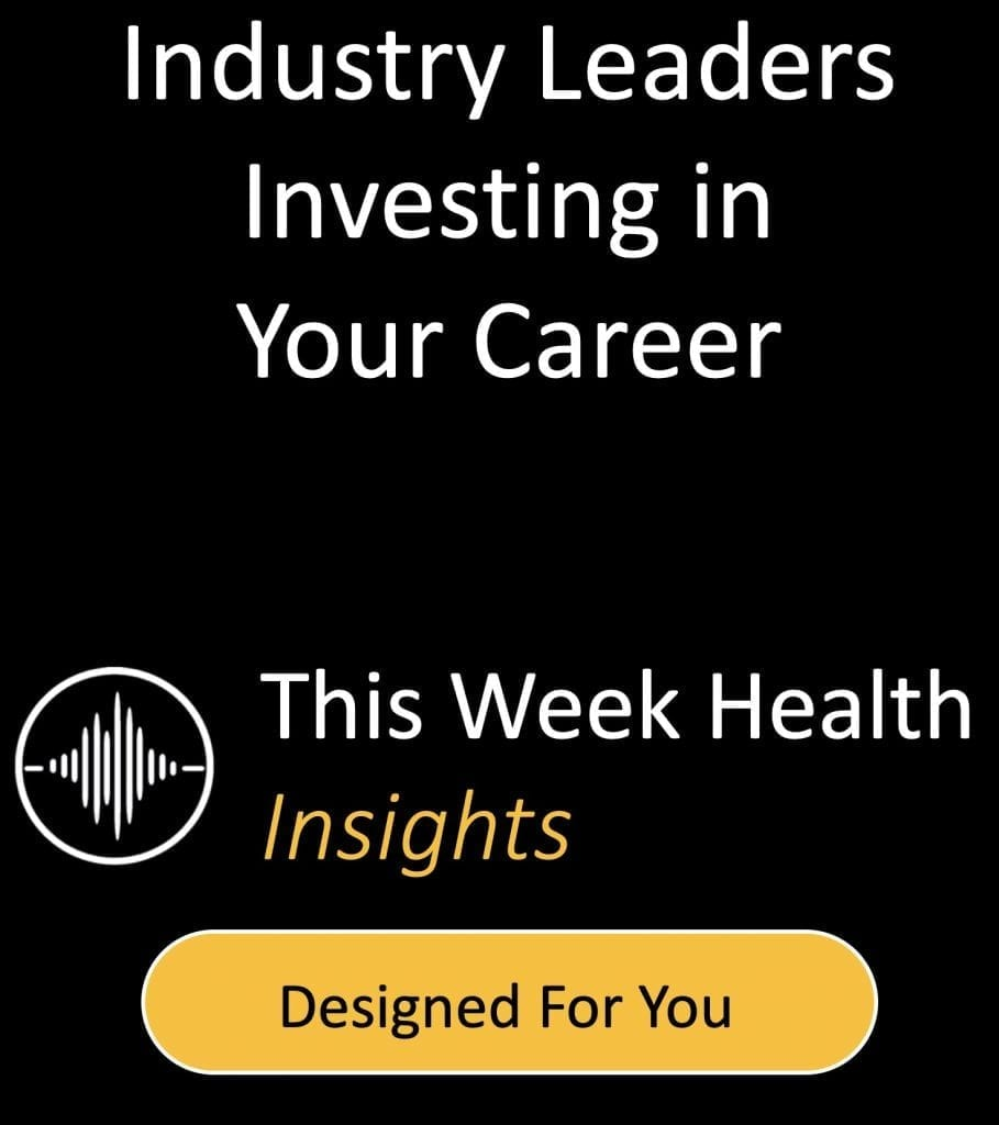 This Week Health Insights