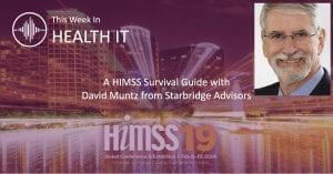 HIMSS19 with David Muntz
