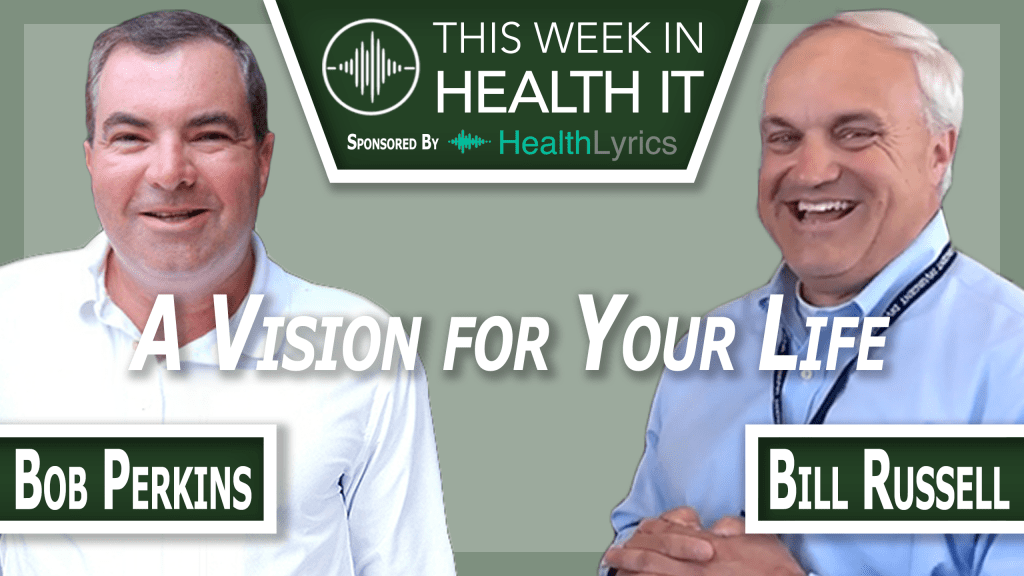 Bob Perkins - This Week in Health IT