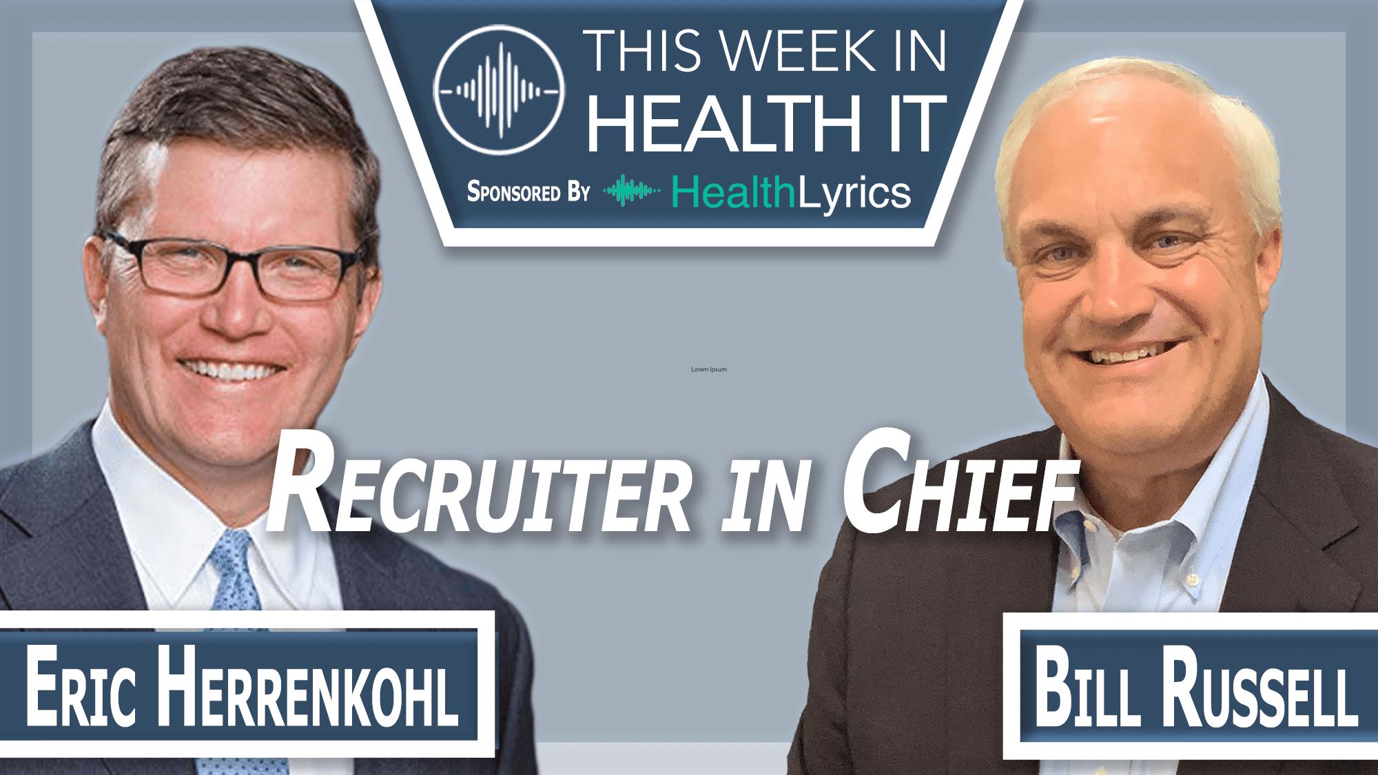Eric Herrenkohl This Week in Health IT