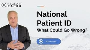 Bill Russell National Patient ID