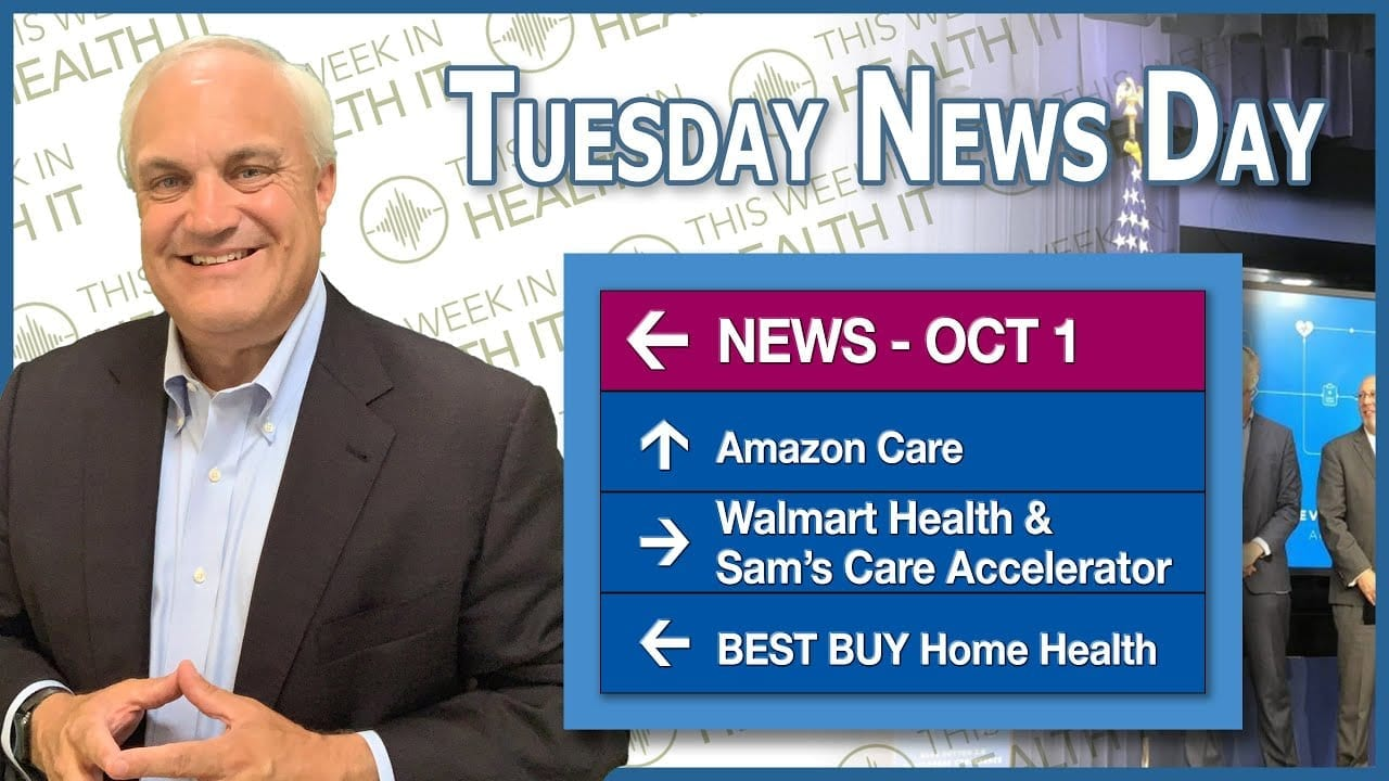Bill Russell on Amazon, Walmart, and Best Buy's Move to Champion Healthcare Consumers