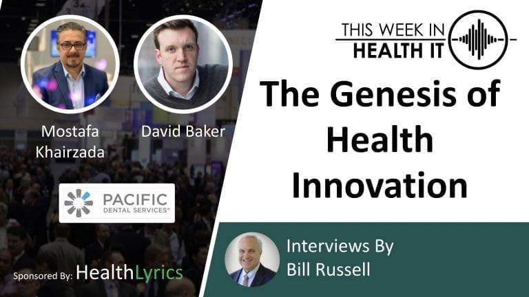 Pacific Dental This Week in Health IT