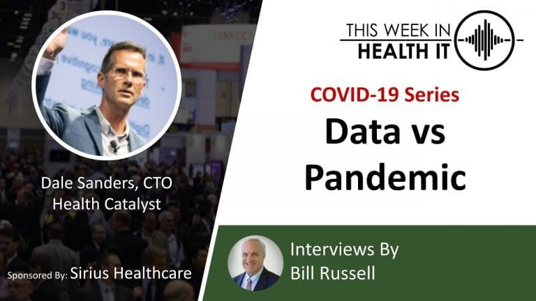 Data Covid-19 This Week in Health IT