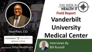 VUMC Vanderbilt This Week in Health IT