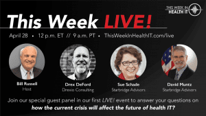 This Week in Health IT Live