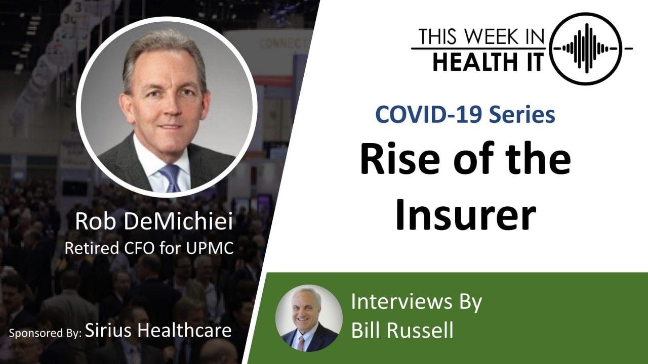 Rise of the Insurers with Rob DeMichiei