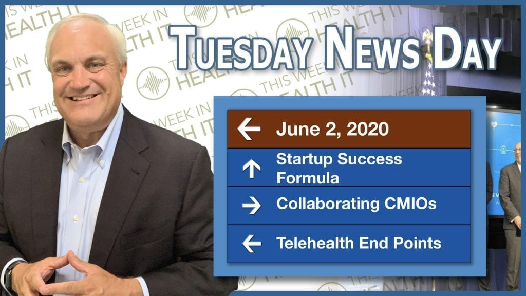 Tuesday News Day Startup Success