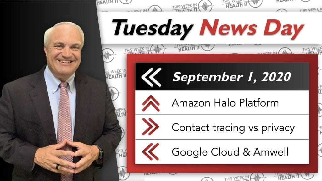 News Day This Week in Health IT