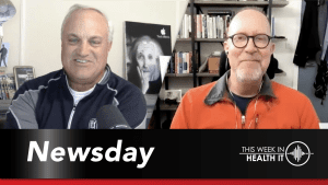 Newsday - Security Events, HCA/Google, and Waiting Room of the Future