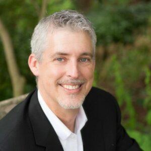 Headshot of David Logan from Aruba Networks Healthcare